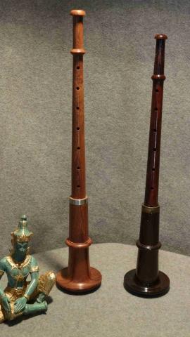 Pi chanaï Thaïlande Divers instruments