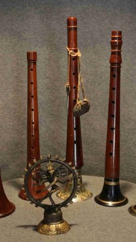 Shénaï Divers instruments