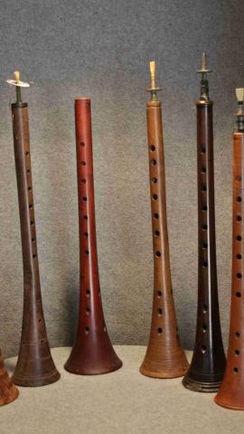 Ghaïta Maghreb Divers instruments